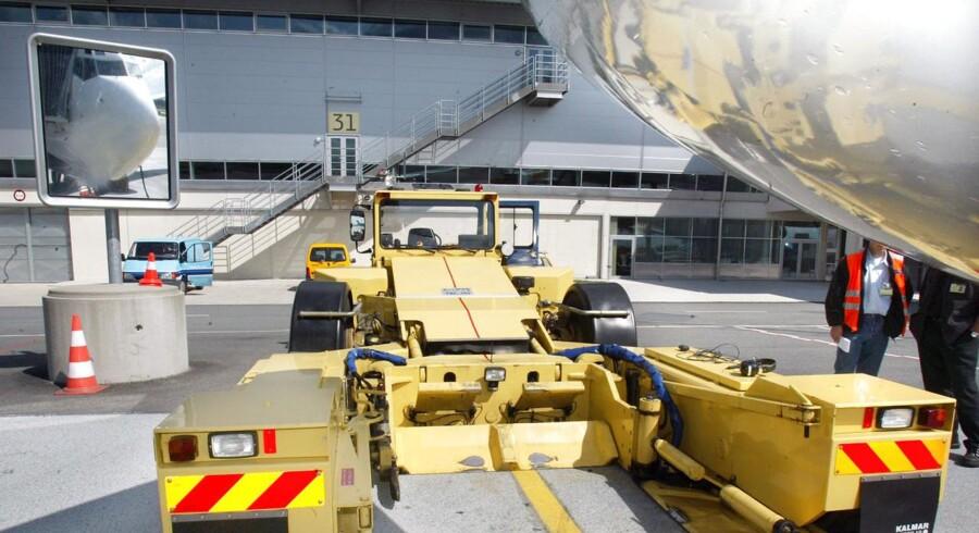 Fra på mandag er der igen SAS-fly fra København på landingsbanen i Billund Lufthavn.
