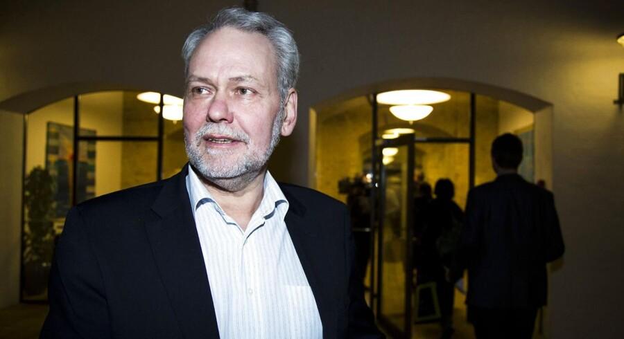 Formand for FOA Dennis Kristensen genindtræder i LOs ledelse efter at være trådt ud for halvanden måned siden.