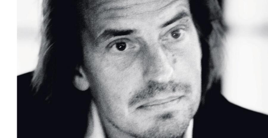 Masterseek-direktør Rasmus Refer på forsiden af Berlingske Business søndag den 25 april.