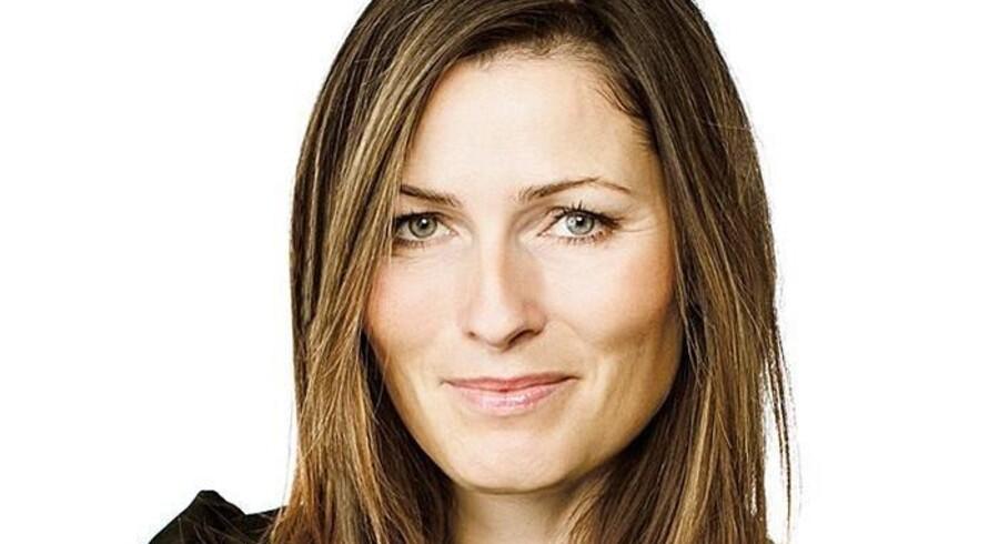 Anne Sophia Hermansen, kommentator.