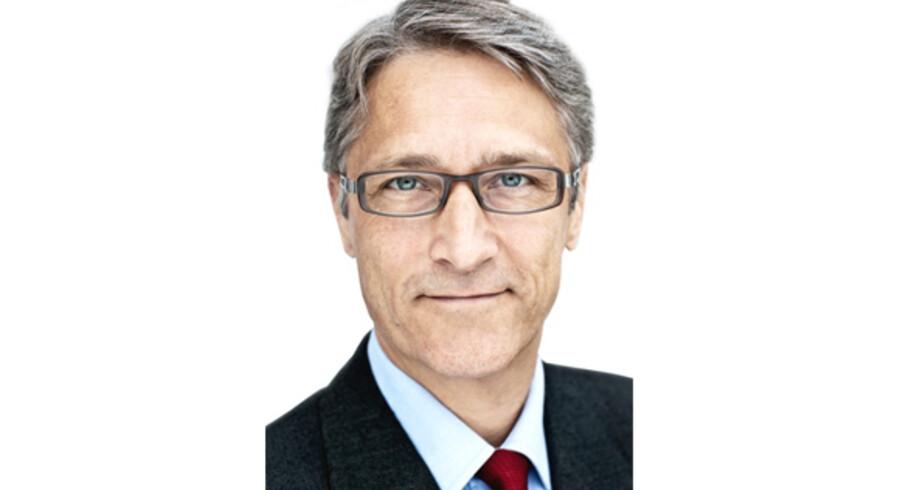 Torben Tranæs, forskningschef, Rockwool Fondens Forskningsenhed