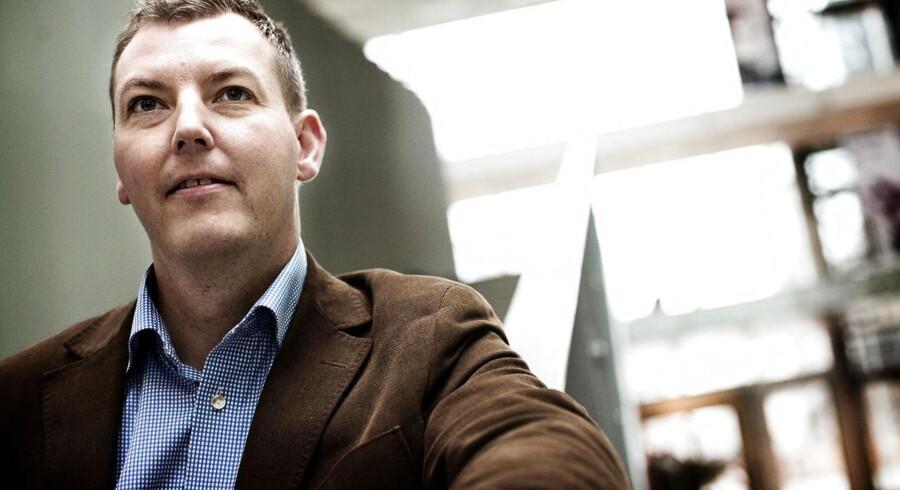 Generelt er flere skatter ikke noget, der bidrager til at fremme væksten,« siger direktør Morten Bangsgaard fra den danske IT-verdens brancheorganisation IT-Branchen.