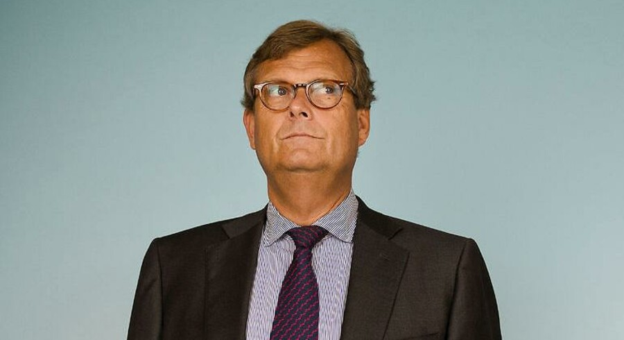 Topdanmarks bestyrelsesformand Michael Pram Rasmussen vil give en konkurrent adgang til bestyrelseslokalet