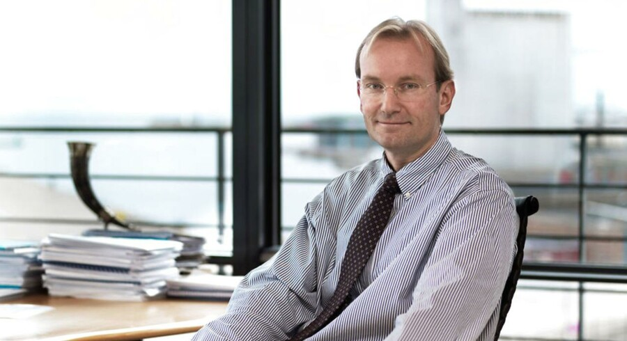 Niels Smedegaard, DFDS