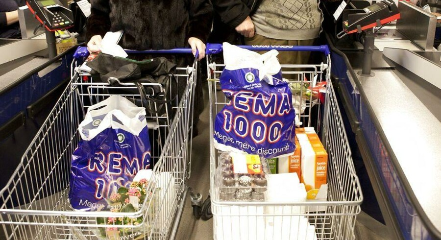 De danske Rema 1000-butikker er med til at trække regnskabet op for både Reitan-gruppen og datterselskabet Rema 1000, viser årsregnskabet for 2012.