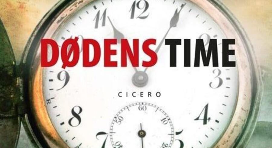 """Peter James: """"Dødens time"""""""
