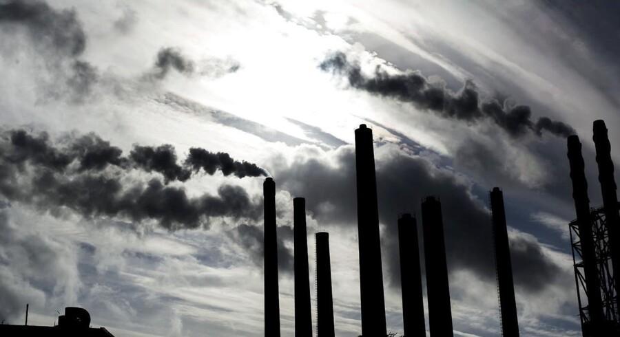 I 2010 udledte en amerikaner i gennemsnit den samme mængde CO2 som 176 etiopiere, viser en ny rapport.