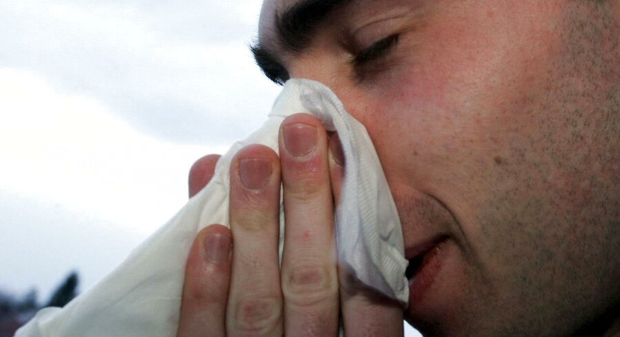Omkring 1,5 million danskere lider af allergi, astma og eksem.
