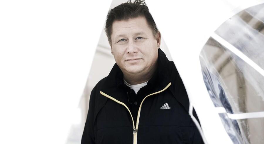 Jesper Kasi Nielsen mener, at Pandora skylder ham 753 millioner kroner. Smykkevirksomheden sættter beløbet til nul. Arkivfoto.