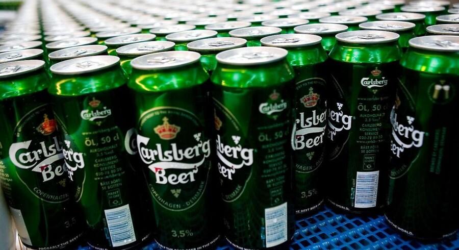 Fra 29. april er det slut med at købe Carlsberg på tilbud i Kvickly, SuperBrugsen, Dagli'Brugsen, Fakta og Irma