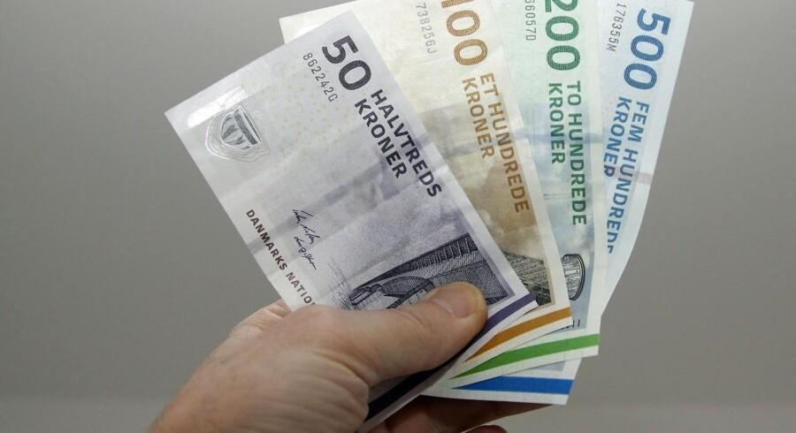Skal der falde kontanter, for at man kan nedbringe gæld i familien?