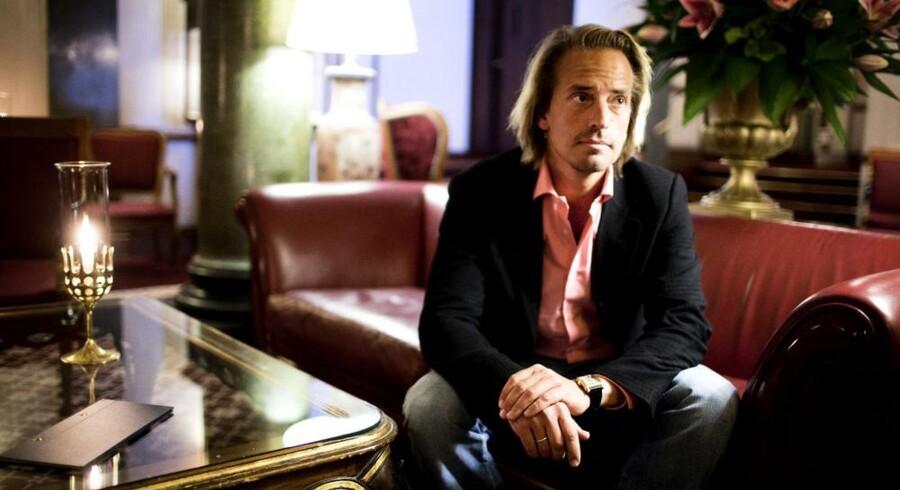 Masterseek-direktør Rasmus Refer afviser enhver snak om svindel.