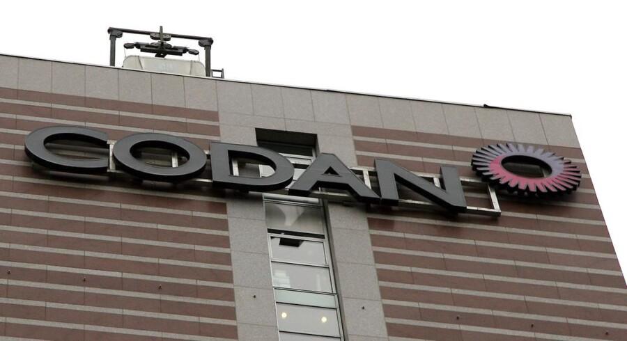 Codans ejer, RSA, er i så dyb krise, at man overvejer at sælge den stærke dansk-svenske forretning.