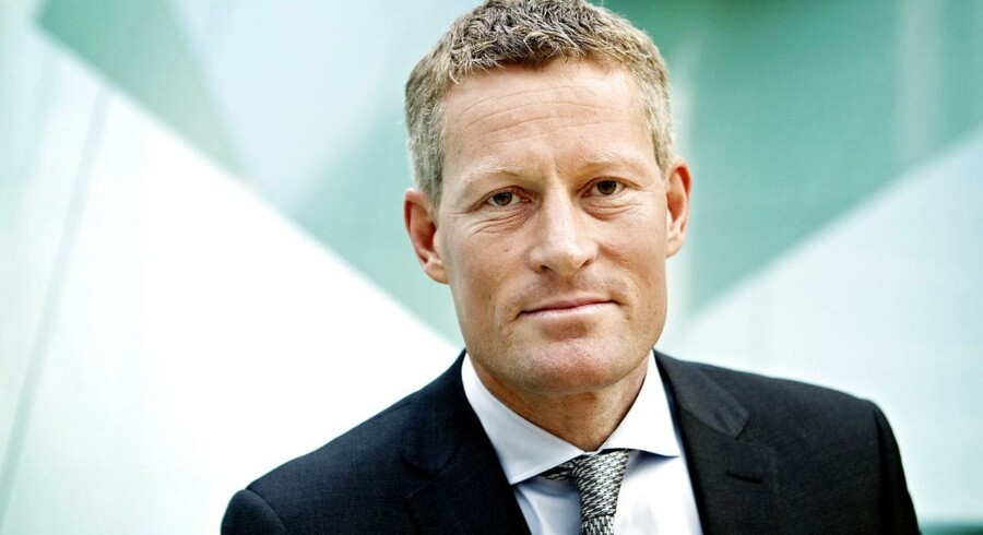 Jesper Kofoed, stod i spidsen for de 48 partnere der forlod KPMG til fordel for E&Y.