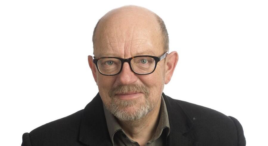 Carsten Steno, Seniorjournalist.