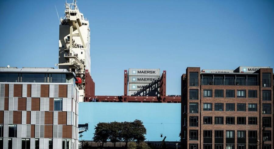Danske aktier er stormet frem de seneste to år. Og derfor kan blot få skuffelser blandt store selskaber som A.P. Møller-Mærsk og Novo Nordisk trække hele det danske aktieindeks ned.