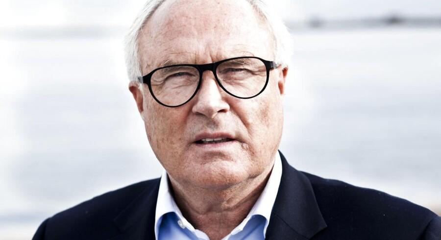Flemming Østergaard. Tidligere bestyrelsesformand for Parken Sport & Entertainment