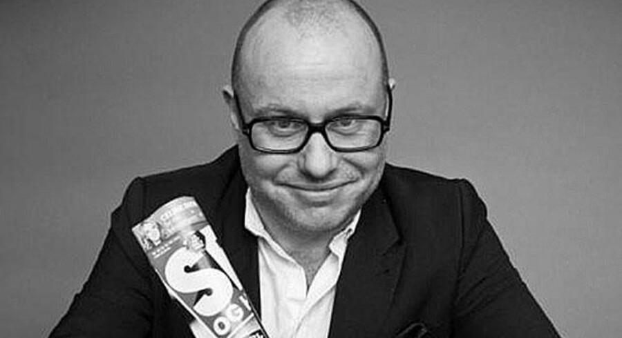 Niels Pinborg, ny chefredaktør for ugebladet Se Og Hør.