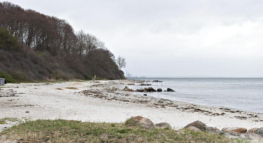 ARKIVFOTO. De danske kyster kommer søndag aften til at gløde, når Danmarks Naturfredningsforening (DN) tænder fakler og taler dunder mod bebyggelse i kystområderne.