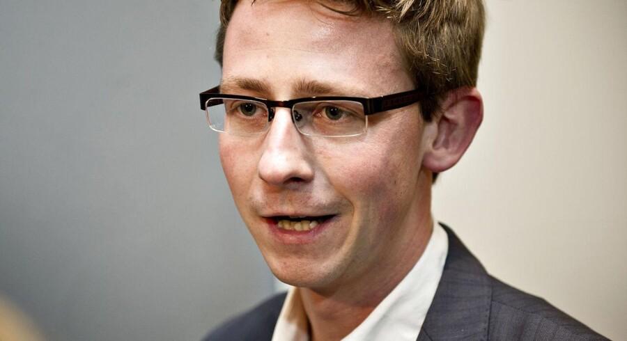 Venstres retsordfører, Karsten Lauritzen.