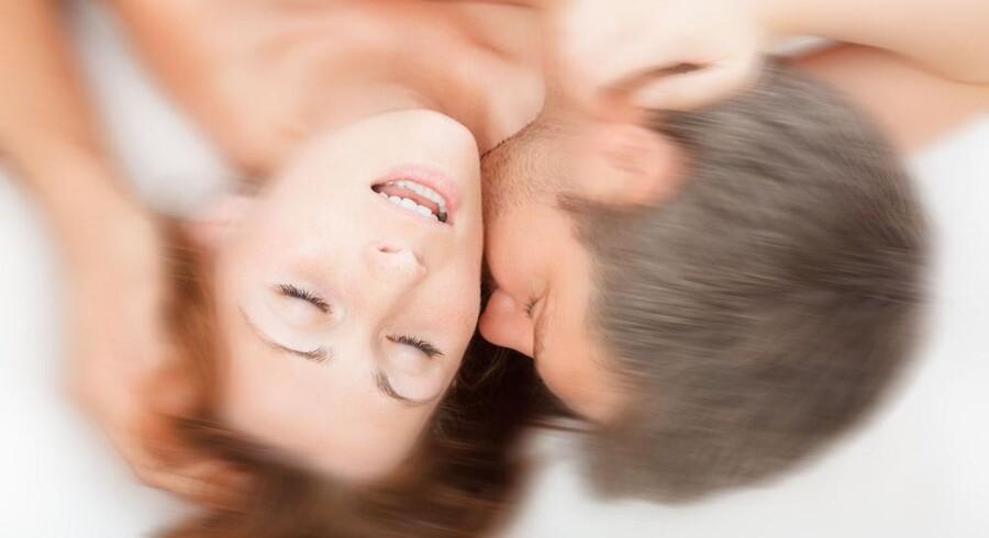 Den erotiske »Fifty Shades«-trilogi, der nu udkommer på dansk, er resultatet af en midtlivskrise.