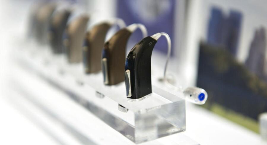 Den danske producent, William Demant, af høreapparater meddelte den 2. april, at den havde underskrevet en aktiekøbsaftale med Holton S.A.S.