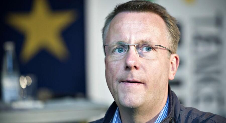 Tidligere justitsminister Morten Bødskov (S) måtte forlade ministerposten på grund af den såkaldte Christiania-sag.