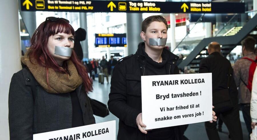 Onsdagens demonstrationer i Kastrup fortsætter torsdag.