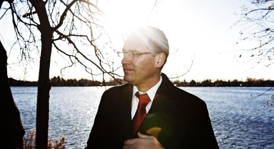 Nicolai Kærgaard stiftede i 2000 onlinetøjbutikken Smartguy. I dag har forretningen udviklet sig til at være det børsnoterede selskab Stylepit, og Kærgaard sætter sig nu på posten som formand.