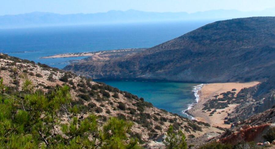 Øen Amorgos ligger øverst på den officielle græske turistorganisations (GNTO) liste over 12 græske øer, som ingen kender, men er et besøg værd. SE ALLE BILLEDER AF DE 12 ØER HERUNDER.
