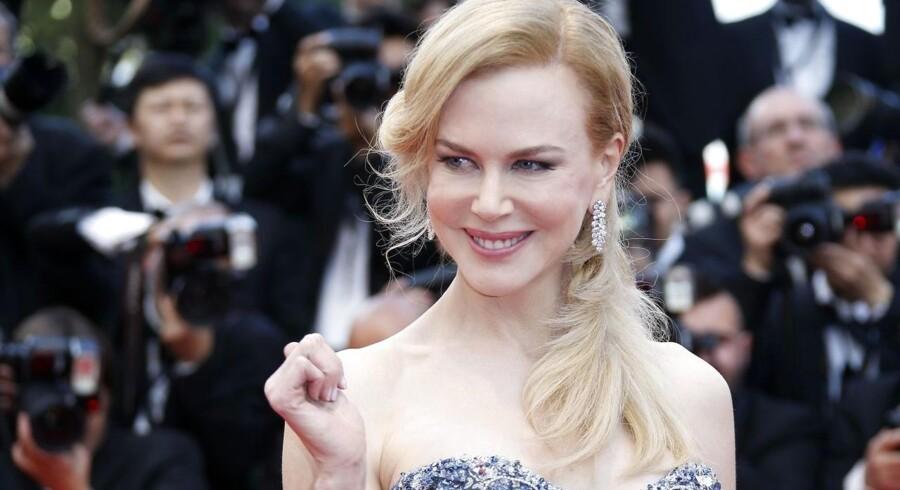 Den australske skuespillerinde roser kronprinsesse Mary.