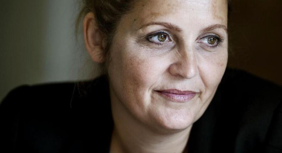Pia Olsen Dyhr, handels- og investeringsminister.