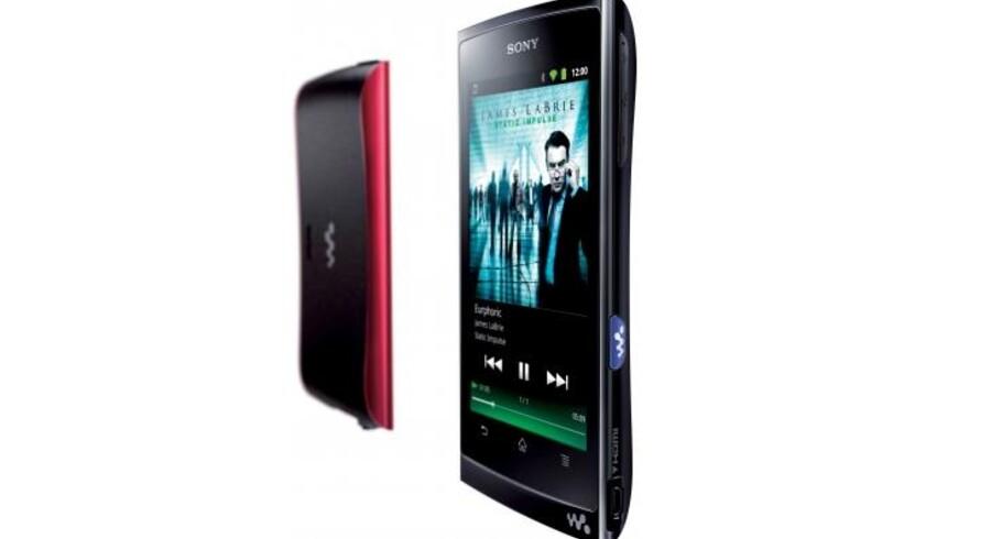Den gamle Walkman har fået nyt udseende og nyt indhold og kan nu også bruges med Android som brugerflade