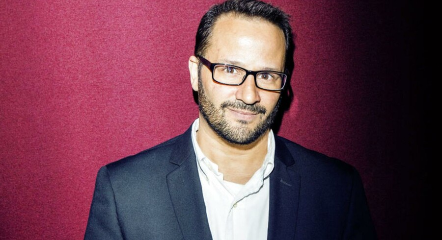 Amerikanske Sergio Llorian har valgt at bygge sin iværksætterdrøm op i den danske hovedstad. Nyt accelerator-program på CBS skal sparke ham i gang.
