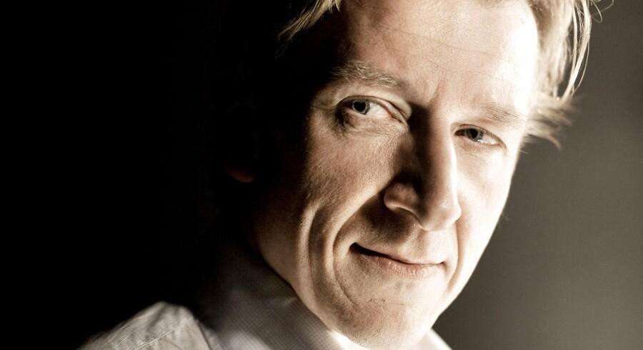 Skuespiller Jens Albinus - ny kunstnerisk chef på Husets Teater.