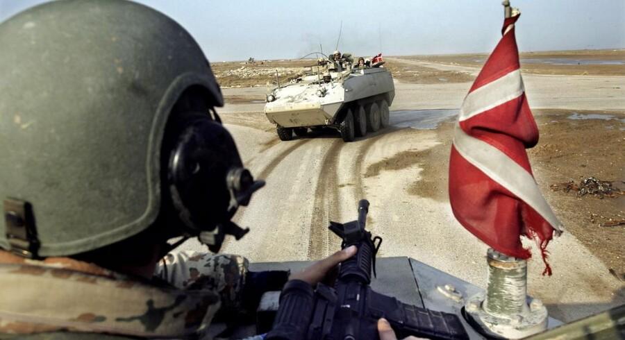 I visse tilfælde har soldater været medvirkende til, at deres førere er blevet skiftet ud, selv lige før afrejse til Afghanistan. Arkivfoto: Henning Bagger