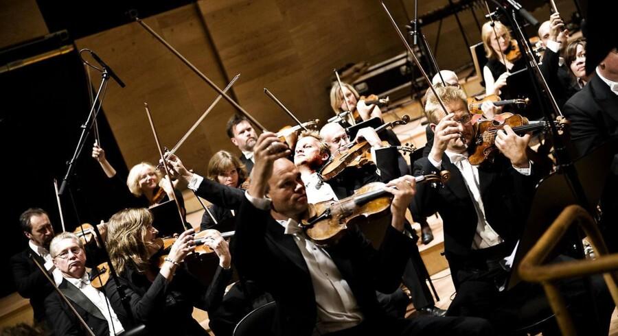 DR Radiosymfoniorkestret.