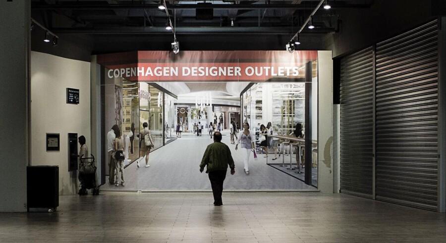 Det nye outlet-center i København, Copenhagen Designer Outlets, kommer til at ligge i Høje-Taastrup.