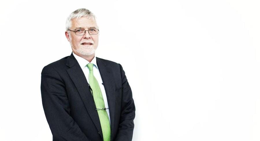 Henrik Gürtler forlader formandsposten i Københavns Lufthavne. Dermed gør han muligvis plads til at stå i spidsen for DONG Energy.