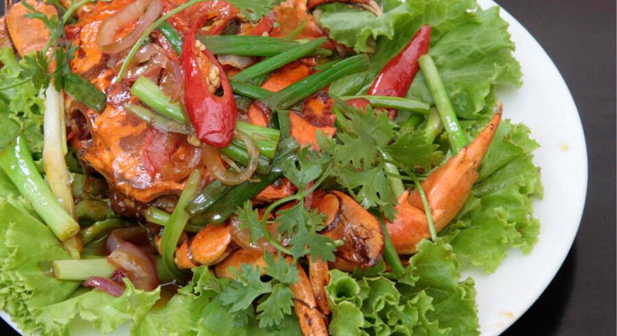 Old Hanoi Restaurant - autentisk vietnamesisk mad med et kreativt touch.