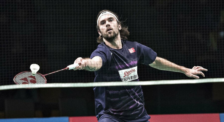 Jan Ø. Jørgensen, der efter en lang skadespause har gjort comeback ved hold-EM.