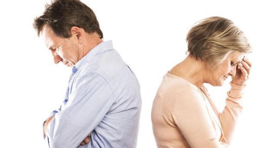Ugifte samlevende skal ved »skilsmisse« som hovedregel ikke foretage en egentlig bodeling af alt, hvad man ejer.