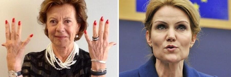 Vicepræsident for EU-kommissærerne, Neelie Kroes, er blandt initativtagerne til #TenOrMore-kampagnen. Bl.a. har hun lagt billedet af sig selv til venstre på Twitter, mens hun samme sted har erklæret sin støtte til Helle Thorning-Schmidt som formand for Det Europæiske Råd.