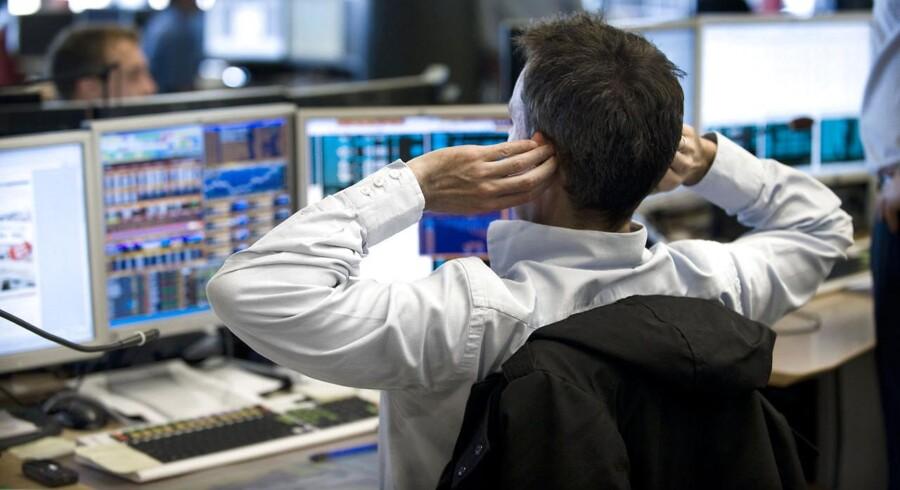 Bankerne har fået mere at lave - for eksempel har det stigende danske aktiemarked åbnet vinduet for børsintroduktioner.