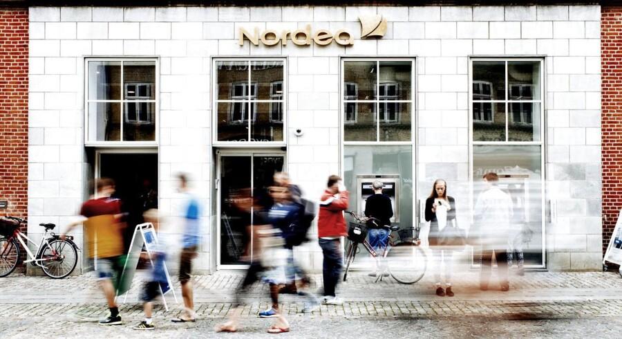 Onsdag indløber første større regnskab fra storbanken Nordea. Samme dag leverer ingrediensvirksomheden Chr. Hansen også nye oplysninger om deres indtjening og omkostninger, og derefter går det slag i slag i de næste par uger.