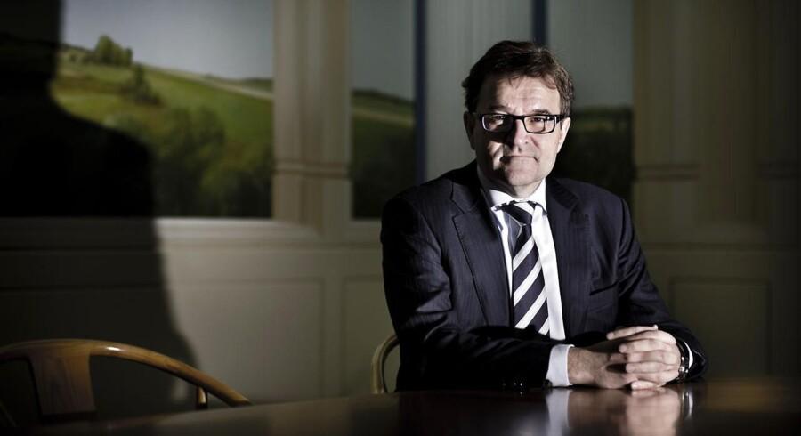 Eivind Kolding undskylder på vegne af Danske Bank for, at man var en del af et system, som kom op i for høj fart op til finanskrisen.