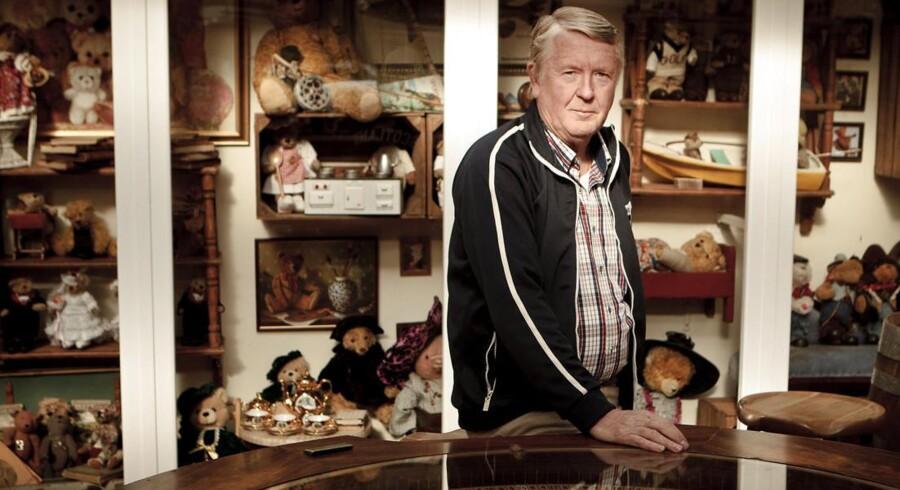 Torben »Træsko« Pedersen driver flere restauranter og forlystelser på Bakken.