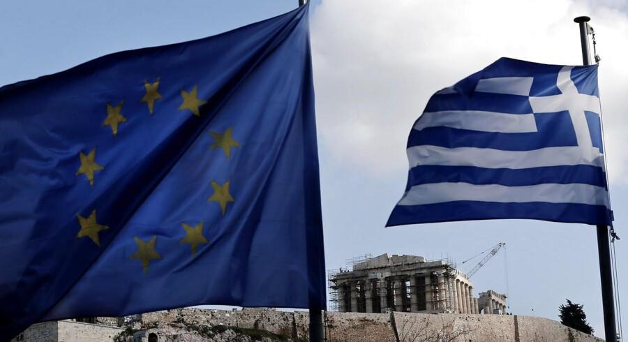 Vi har ikke brug for nye lån, men for at få forhandlet mere lempelige vilkår for tilbagebetaling af de eksisterende lån, lyder det fra Grækenlands finansminister.