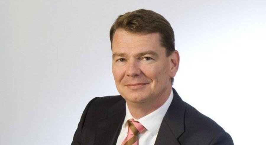 Den nye topchef for Chr. Hansen, Cees de Jong.