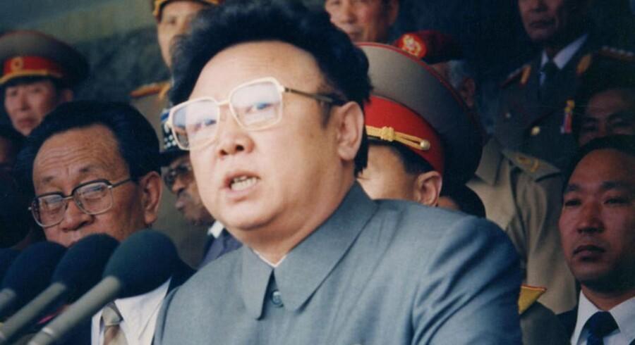 Suspicious minds? Privat var Kim Jong-il ret så vild med Elvis Presley og... Rambo.